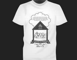 nº 17 pour Tee Shirt Logo Design par thmdesign