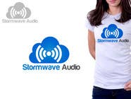 Graphic Design Konkurrenceindlæg #69 for Logo Design for Stormwave Audio