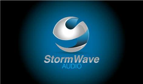 Konkurrenceindlæg #                                        139                                      for                                         Logo Design for Stormwave Audio