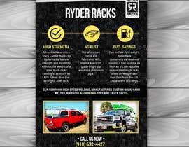 nº 13 pour Create a Flyer for High Speed Welding/ RyderRacks par sriosdesign