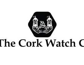 nº 6 pour The Cork Watch Co. Logo par Jhrokon