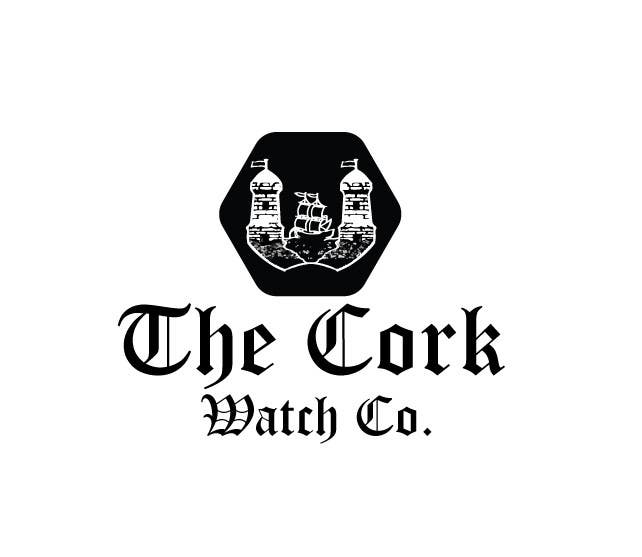 Proposition n°42 du concours The Cork Watch Co. Logo