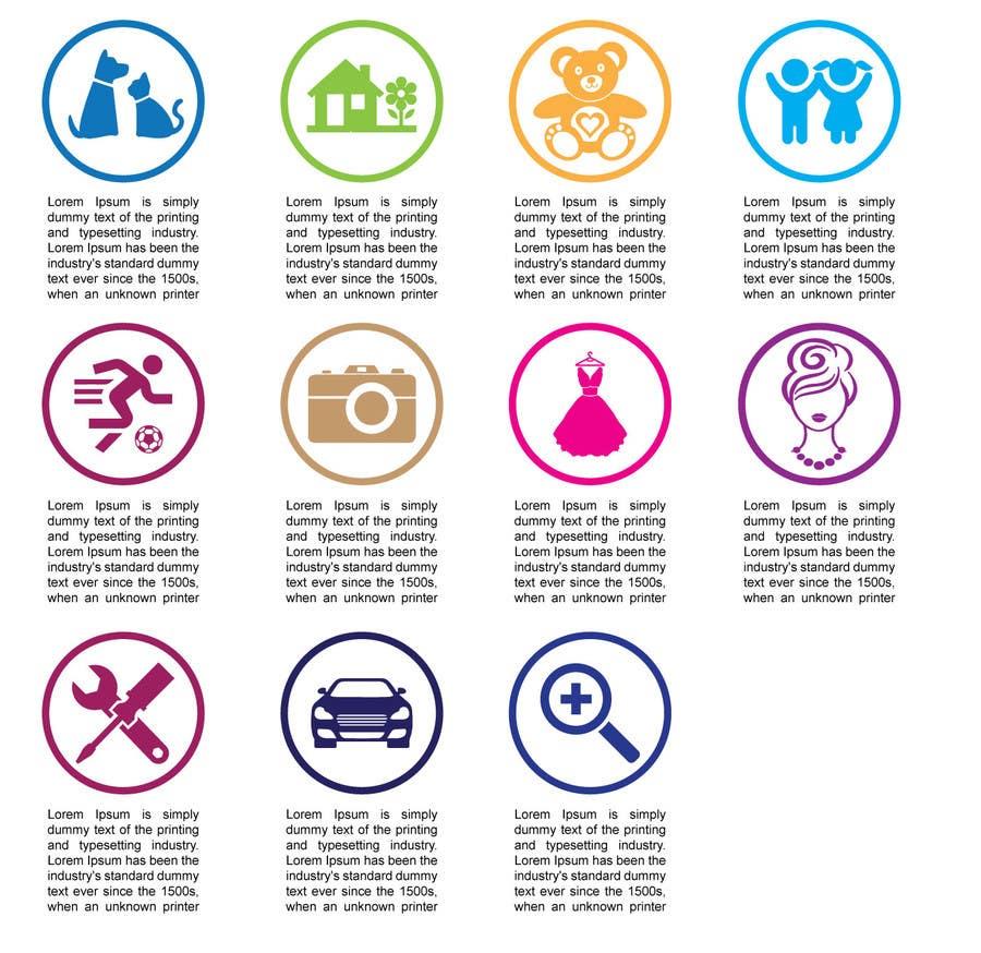 Proposition n°22 du concours Design some Icons