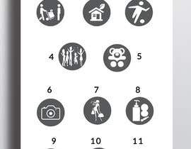 nº 8 pour Design some Icons par alaminit89