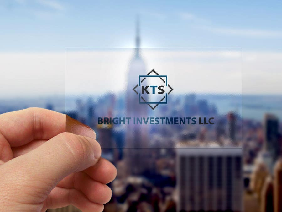 Proposition n°110 du concours KTS Logo for an investment company