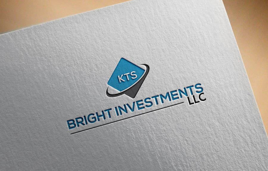 Proposition n°49 du concours KTS Logo for an investment company