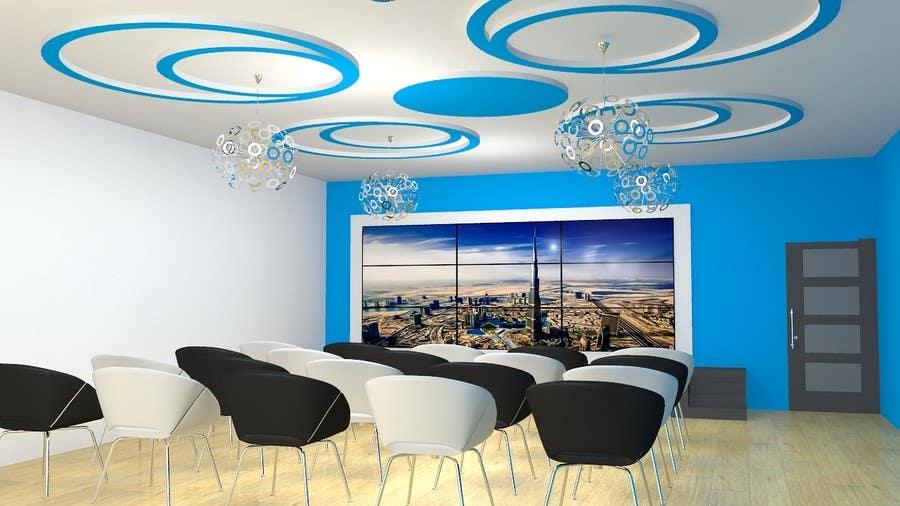 Kilpailutyö #                                        15                                      kilpailussa                                         3d interior Design for 2 rooms (2 days contest) -- 1000$ project