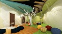 Interior Design Kilpailutyö #8 kilpailuun 3d interior Design for 2 rooms (2 days contest) -- 1000$ project