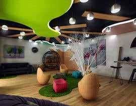 nº 13 pour 3d interior Design for 2 rooms (2 days contest) -- 1000$ project par Ireoluwatomiwa