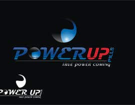 #231 cho Logo Design for Power Up Pills bởi kunadesign