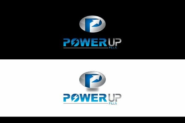 #269 for Logo Design for Power Up Pills by ifulfreeds