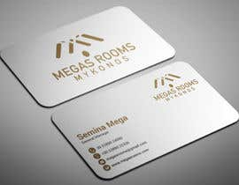 #41 for Design 2 Business Cards (logos & info attached) by smartghart