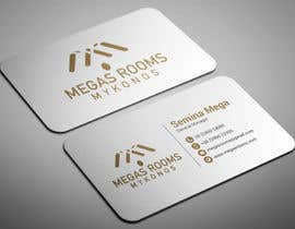#45 for Design 2 Business Cards (logos & info attached) by smartghart