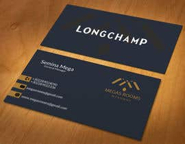 #76 for Design 2 Business Cards (logos & info attached) by shahajulislam360