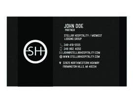 #14 for DESIGN A BUSINESS CARD by nishataman