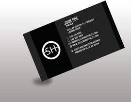 #15 for DESIGN A BUSINESS CARD by nishataman