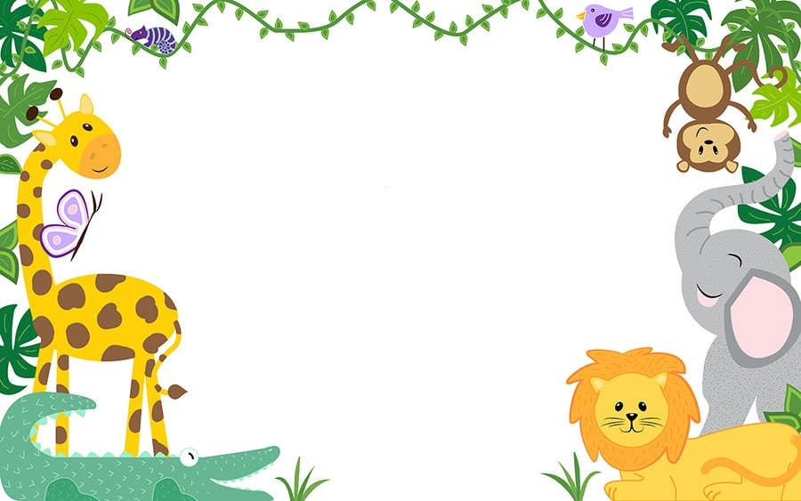 Entry #15 by jamilamehio for Fun Baby Themed Website Background Illustrations | Freelancer