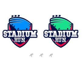 #44 for Design a Logo - Stadium Run by JairoMD