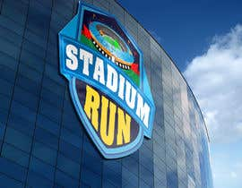 #73 for Design a Logo - Stadium Run by sajjad1979