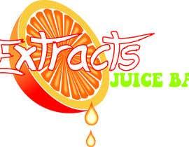 #88 untuk Design a Logo for Extracts Juice Bar oleh twenty8970