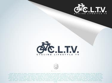 #77 for Design a Cycling Lifestyle TV logo by mariusadrianrusu