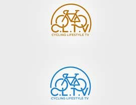 #95 for Design a Cycling Lifestyle TV logo by sheremolero