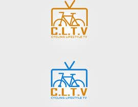 #96 for Design a Cycling Lifestyle TV logo by sheremolero