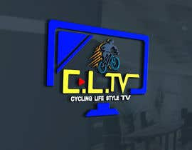 #91 for Design a Cycling Lifestyle TV logo by sweetmahato4