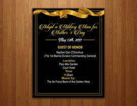 #26 for Military Mothers Day Flyer Template by sairalatief