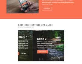 nº 2 pour Create mokup web page for Akena par WebRicardo