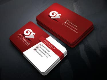 #123 for Make a creative business cards for our agency by sabbir049