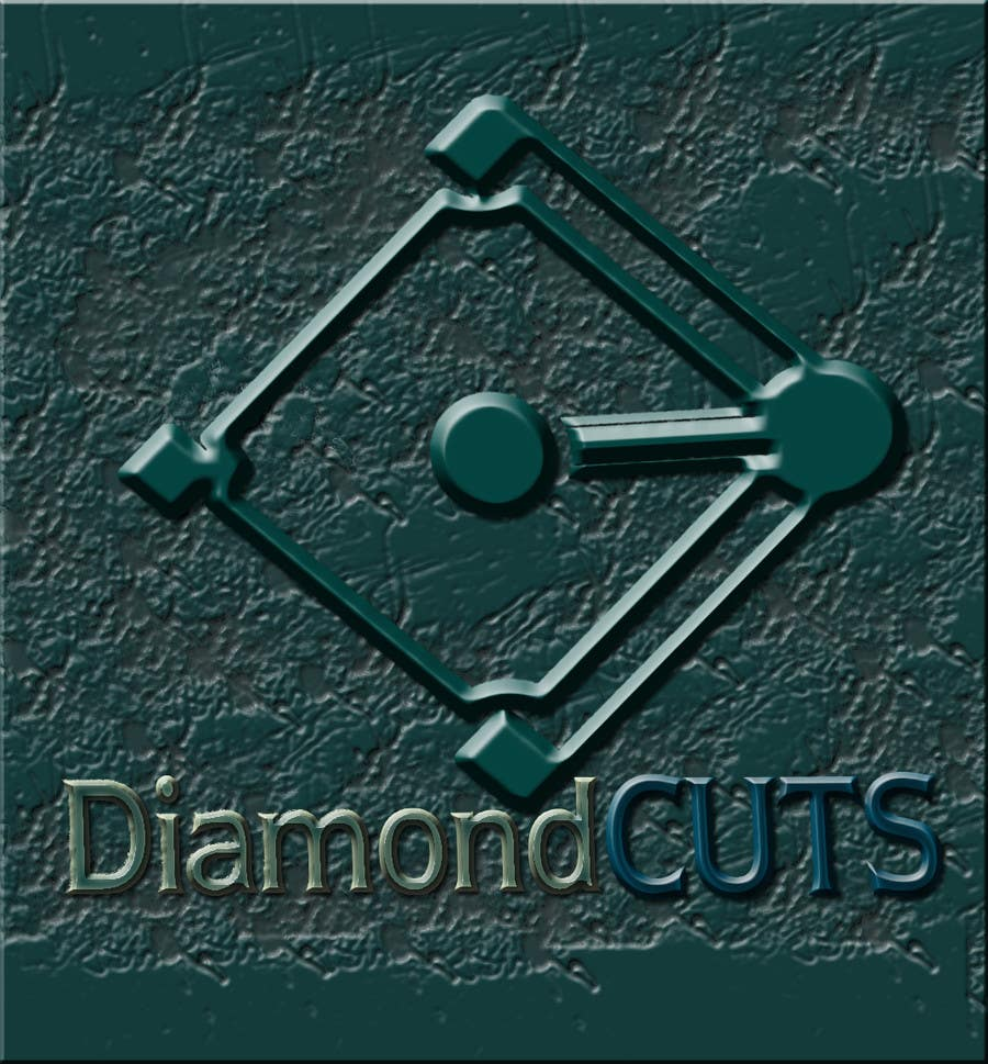 Proposition n°12 du concours Company Logo - DiamondCuts - Ideas and quality vector needed