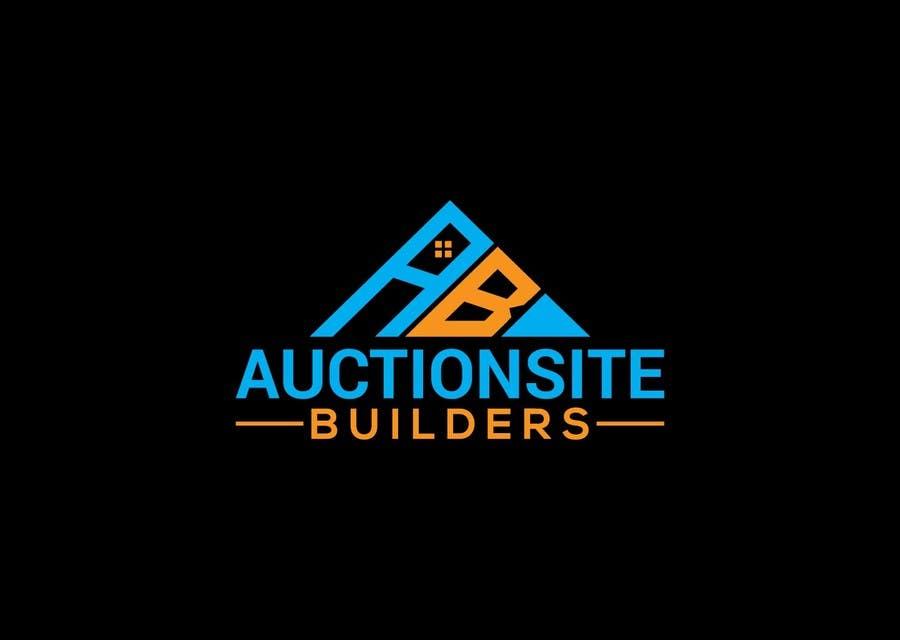 Proposition n°44 du concours Create logo for Auctionsite.builders