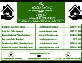 nº 29 pour Simple easy RR Flyer par owlionz786