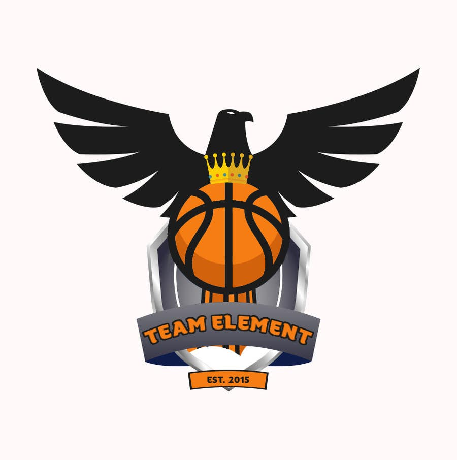 Proposition n°22 du concours Design a Logo For Basketball Team2