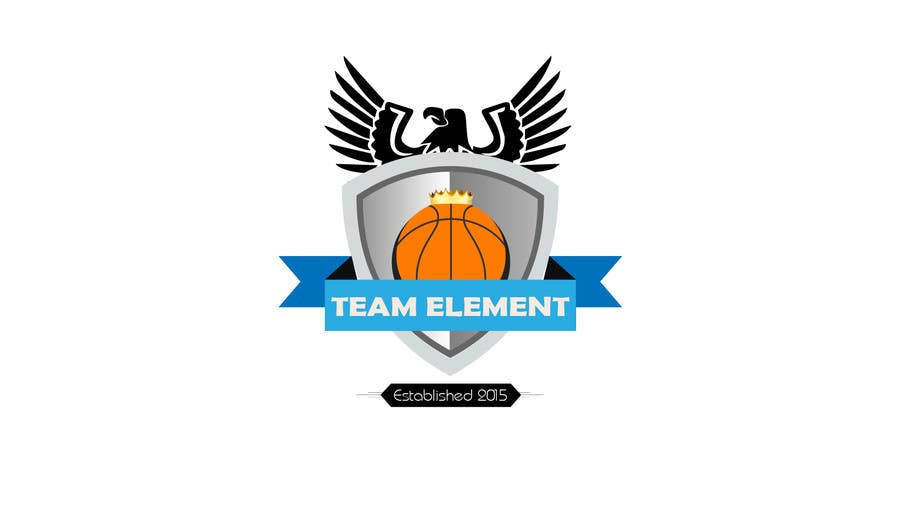 Proposition n°23 du concours Design a Logo For Basketball Team2