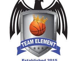 Nro 28 kilpailuun Design a Logo For Basketball Team2 käyttäjältä ataurbabu18