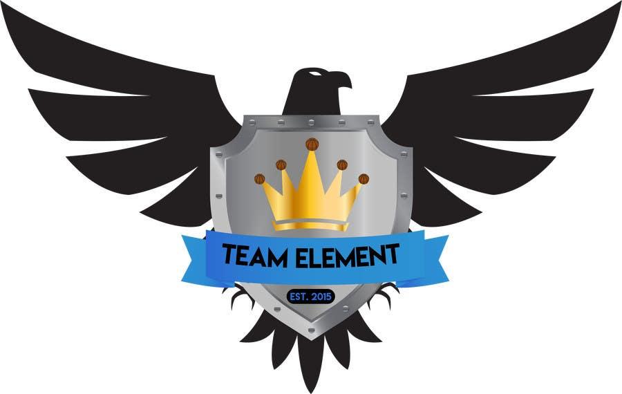 Proposition n°9 du concours Design a Logo For Basketball Team2