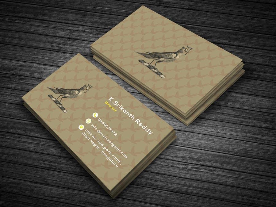 Proposition n°95 du concours Design some Business Cards