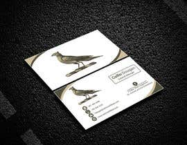 nº 179 pour Design some Business Cards par KabirJoy