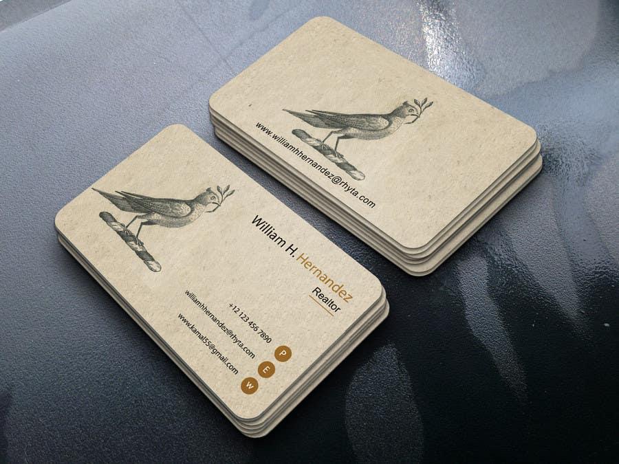 Proposition n°78 du concours Design some Business Cards