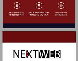 #22 for Webdesign company NAME , LOGO and CONTACT CARD by sakib337