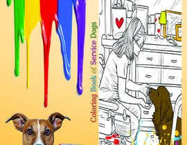 #12 for Coloring Book cover needed. A black and white image is attached. by eng35