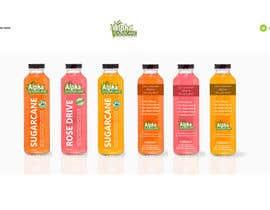 nº 22 pour Bottle Label Design par chints2012