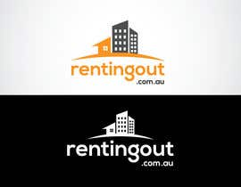 Nro 339 kilpailuun rentingout.com.au logo käyttäjältä DESKTOP76