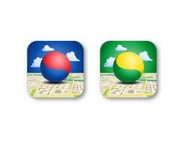 nº 31 pour Design two app icons par engrmykel