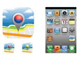 nº 39 pour Design two app icons par eremFM4v