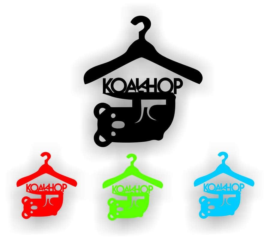 06e423b2c Entry #33 by aaroncepeda for Diseñar un logotipo de una pagina web de venta  de ropa de niños y juguetes | Freelancer