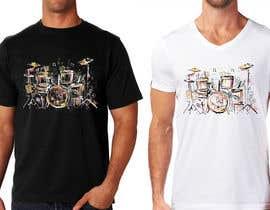 nº 66 pour Design a T-Shirt par marijakalina