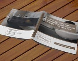 nº 35 pour Tilling company graphic designed information flyer par stylishwork